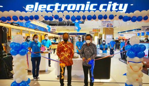 Electronic City Hadir di Mal Ciputra Tangerang