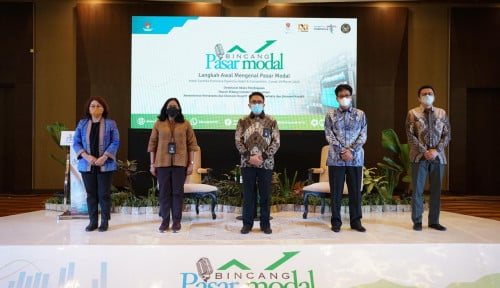 Kemenparekraf dan BEI Ajak UMKM di Medan Kenali Pasar Modal