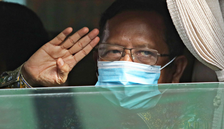 Kader Partai Pro Jokowi Respons Cuitan 'Haru' Pak Mahfud: Ya Allah, Taubat! Nyawa Ini..