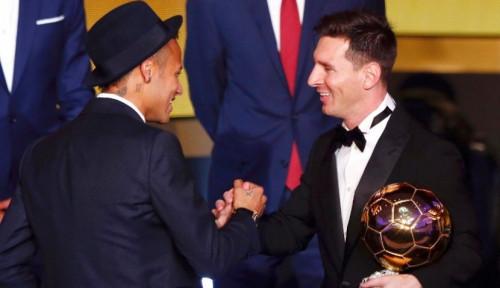Neymar Bakal Reunian Lagi sama Messi, Beneran nih?