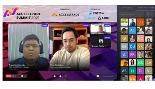 Accesstrade Gelar Konferensi Global At Summit 2021
