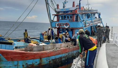 KKP Amankan 4 Kapal Cantrang di Selat Makassar yang Langgar ....