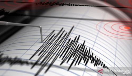Ternate Diguncang Gempa dengan Magnitudo 5,3