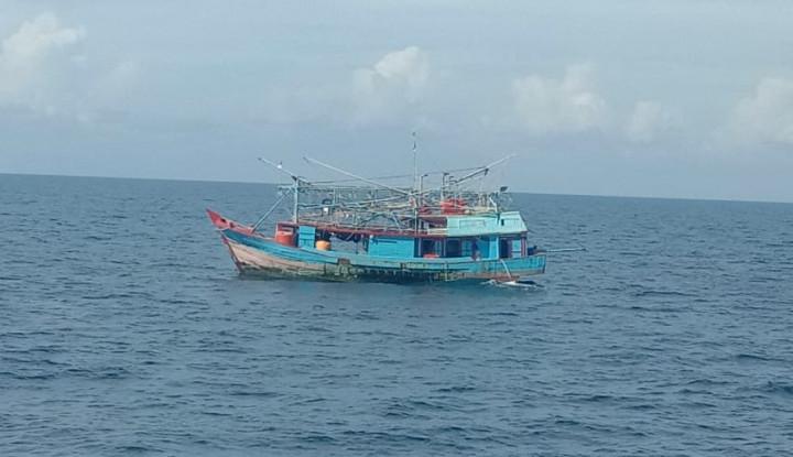 Gak Cuma Darat, Pemudik Jalur Laut pun Diburu Petugas, 'Sampe Nangis-nangis!'