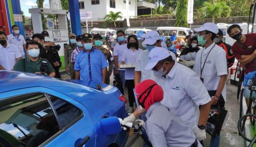 Kurangi Polusi Udara, Pertamina Lanjutkan Program Langit Biru di Kota Balikpapan