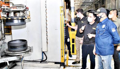 Kunjungi Pabrik Ban Pirelli di Subang. Bamsoet Ajak Majukan Olahraga Otomotif Indonesia
