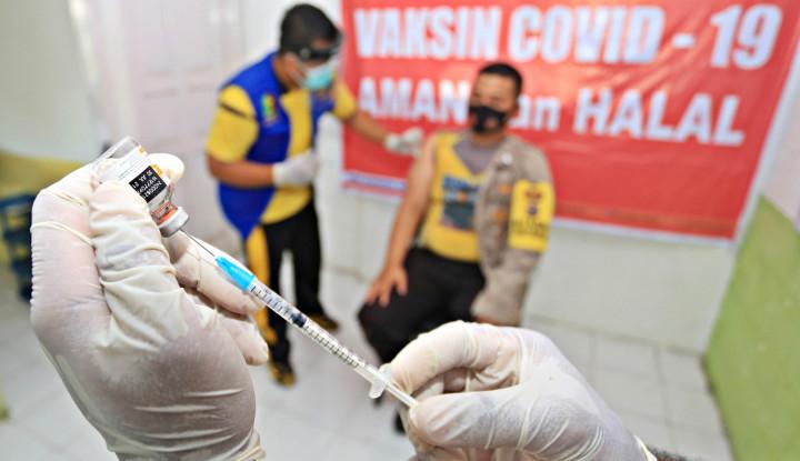MUI: Vaksinasi dengan Injeksi Tak Batalkan Puasa