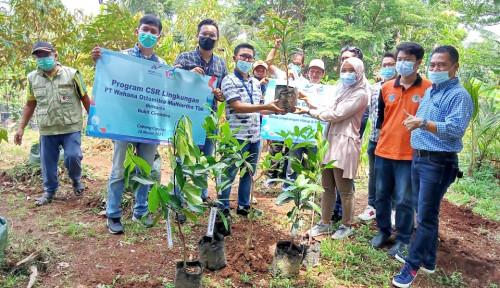 Peduli Lingkungan Hidup, WOM Finance Tanam Seribu Bibit Pohon untuk Penghijauan