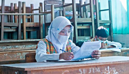 Pembukaan Sekolah Harus Melalui 5 Tahapan | Infografis