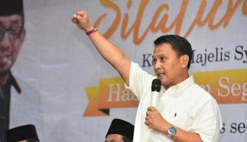 PKS Bela Habib RizieqDisidang Secara Offline: Beliau Merasa Dizalimi