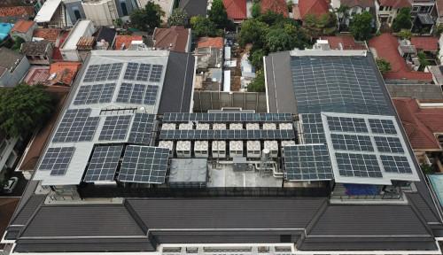 PLTS Atap Alternatif Percepat Pengembangan Energi Terbarukan