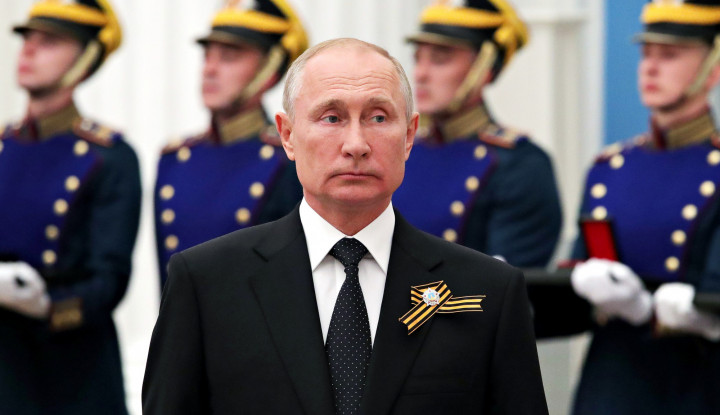 Putin Ingatkan Dunia Pandemi Covid-19 Tak Bisa Dihadapi Sendiri-sendiri