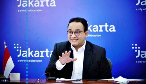 Semangati Warga Jakarta, Anies Baswedan Sebut Kemenangan Sudah di Depan Mata