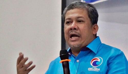 Fahri Hamzah Kagumi Mas Gibran, Menjabat Wali Kota di Usia Muda: Saya Titip...