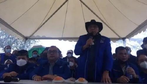 Lokasi Konpers Kubu Moeldoko untuk Hancurkan Kubu AHY, Tapi Nggak Ngaruh Karena Isu Hambalang Basi