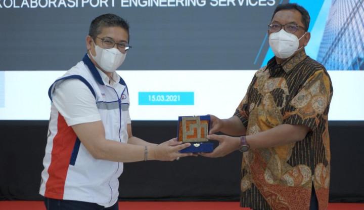 BIMA Duet Bareng, PT BIMA Eratkan dan Pelindo IV Kolaborasi Engineering Pelabuhan