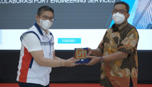 Duet Bareng, PT BIMA Eratkan dan Pelindo IV Kolaborasi Engineering Pelabuhan
