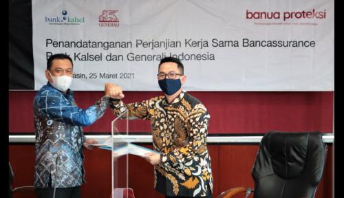 Bank Kalsel Gandeng Generali Luncurkan Asuransi Jiwa Banua Proteksi