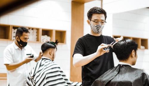 Menford Barber Berinovasi Hadirkan Penata Rambut untuk Pria