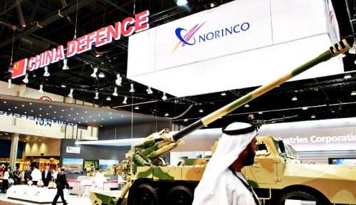 Kisah Perusahaan Raksasa: China North Industries, Taipan Alutsista yang Jadikan Senjata Ladang Cuan