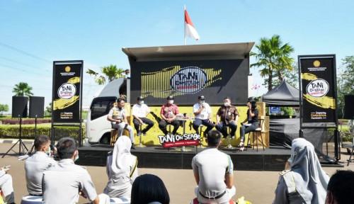 Tani On Stage Bahas Mekanisasi, Pertanian Indonesia Makin Maju dan Modern
