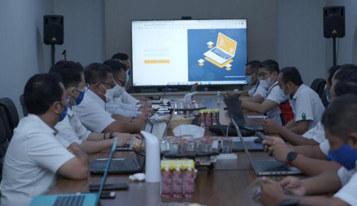 BIMA Standarisasi Proses Bisnis PT BIMA Hasilkan Kolaborasi