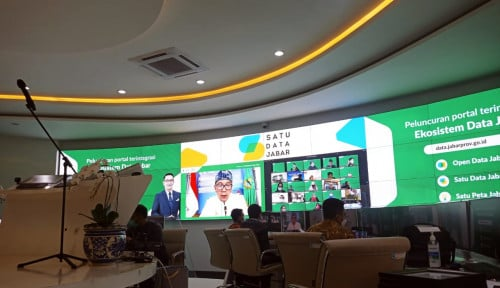 Jabar Rilis Tiga Portal Data, Gubernur Ridwan Kamil Bilang...