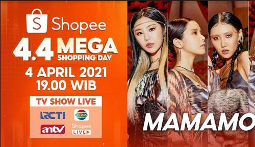 UMKM Raup Cuan Besar dari Shopee 4.4 Mega Shopping Day