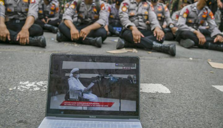 Pasang Kupingnya Biar Jelas, Habib Rizieq Kena Corona Bukan di Petamburan, Tapi Pas..