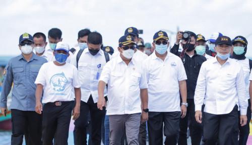 Kembangkan Aplikasi Laut Nusantara, KKP Mudahkan Nelayan  Menangkap Ikan