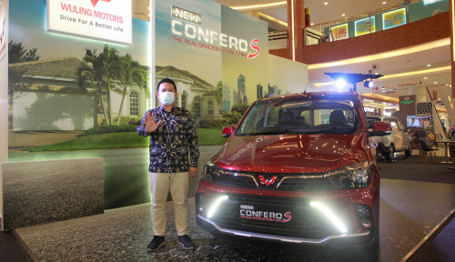 Wuling Berpartisipasi di IIMS Hybrid 2021, Ada Program Menarik Lho!