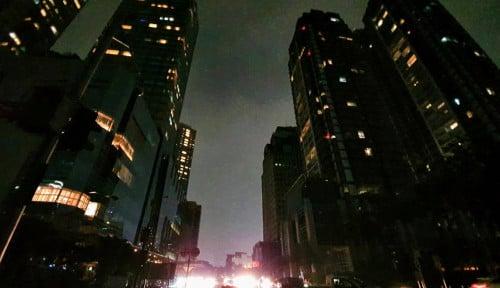 AGP Bersama EHJKT Memperingati Earth Hour di SCBD