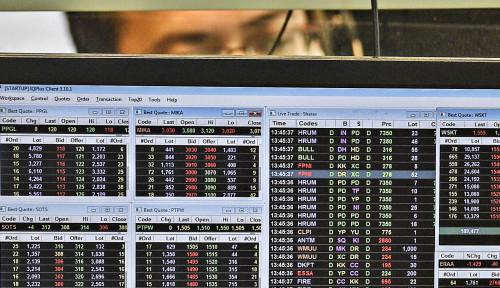 Rangkuman Perdagangan Pasar Modal Selama Sepekan, Asing Kabur Tapi IHSG Berakhir . . .