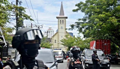 Bom Meledak di Depan Gereja Katedral Makassar, Komentar Perdana AS: Cederai Toleransi