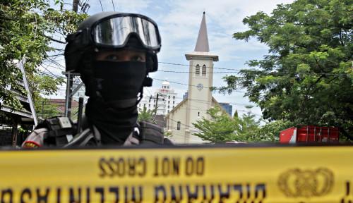 Detik-Detik Sebelum Bom Meledak, Pelaku Sempat Ditanya Penjaga Gereja: Mau Ngapain, Jawabnya..