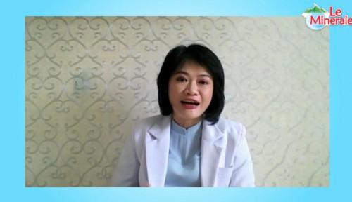 dr. Wulan: Air Mineral Penting untuk Kesehatan Anak