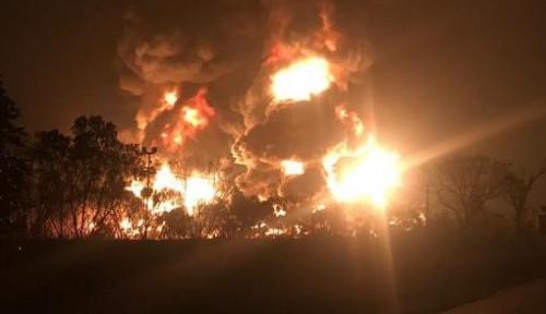 3 Kebakaran Kilang Pertamina yang Pernah Terjadi Sebelum Kilang Balongan, Berikut Catatannya