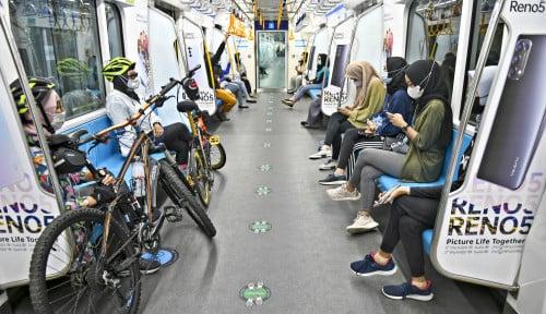 MRT Larang Penumpang Berbuka Puasa dengan Kopi