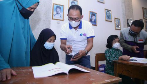 XL Axiata Donasikan Smartphone Untuk Pelajar Tidak Mampu