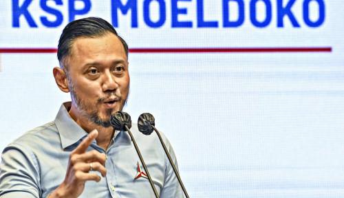 Gerombolan Moeldoko Tertolak, AHY Sujud Syukur: Terima Kasih Pak Jokowi