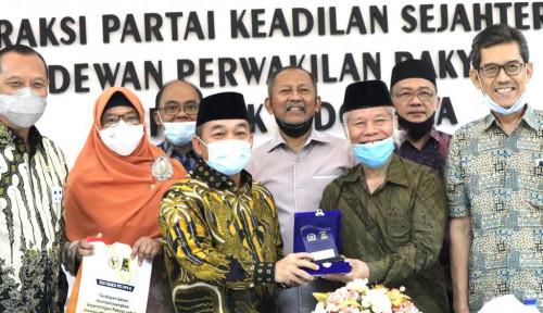 Dukung Penegakan yang Adil, Fraksi PKS Terima Aspirasi TP3 Enam Laskar FPI