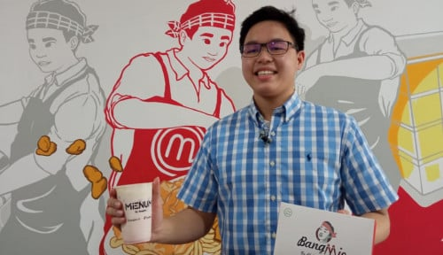Terjun ke Bisnis Kuliner, Juara Master Chef Junior Buka Restoran Mie