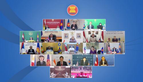 Lakukan Pertemuan, Menteri Keuangan dan Gubernur Bank Sentral ASEAN Sepakati 9 Hal ini