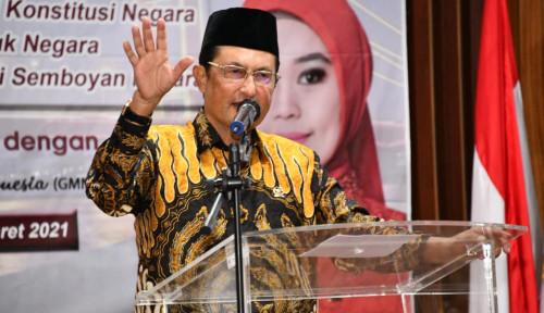 Bertemu Generasi Muda Sumsel, Fadel Muhammad Tanamkan Jiwa Kewirausahaan