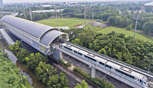 LRT Tabrakan di Terowongan Bawah Tanah, Seluruh Penumpang Dievakuasi
