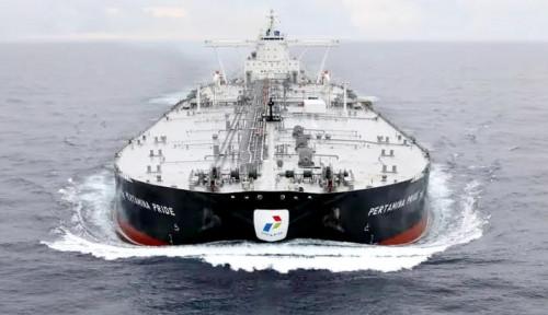 Kapal Tanker Raksasa Pertamina Optimalkan Pembelian Minyak Mentah Impor