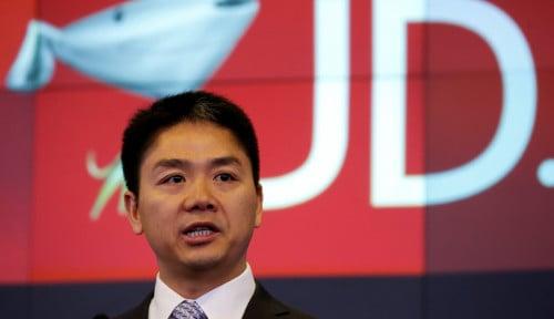 Kisah Orang Terkaya: Richard Liu, Pendiri JD.com yang Dijuluki Jeff Bezos dari China