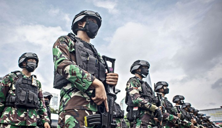 Buru KKB Teroris, TNI Terjunkan Pasukan Setan, Semoga Iblisnya Segera Dilumpuhkan