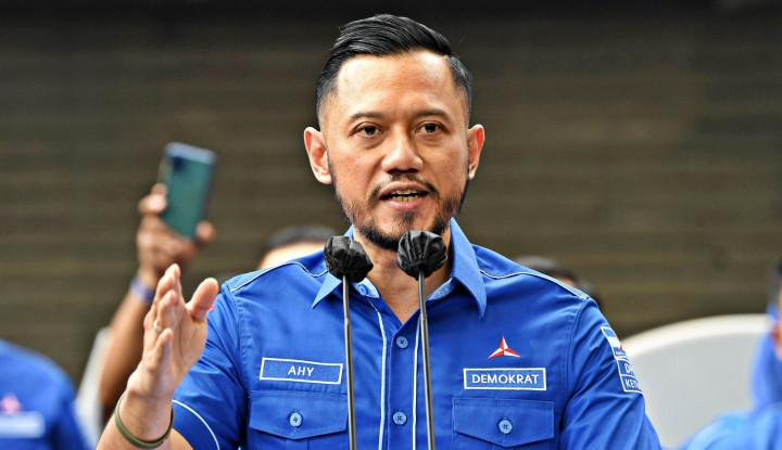 Gerombolan Moeldoko Tuding AHY Cs Tutup-tutupi Borok Demokrat di Balik KLB Abal-abal