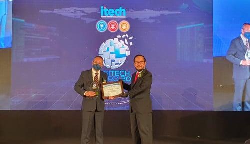 Sabet Best IT Governance & The Best Digital Workplace,  Askrindo Syariah Bidik..
